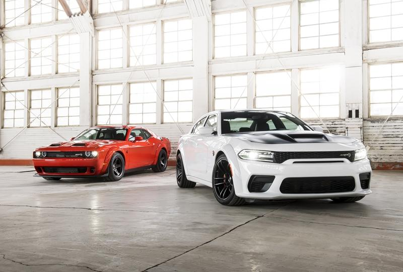"The Chief of Dodge SRT See's Electrification as ""The Future of Performance"""