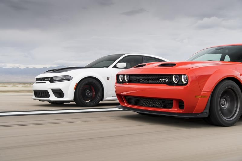 Future Dodge SRT Hellcat Models Will Be Electrified - image 917484