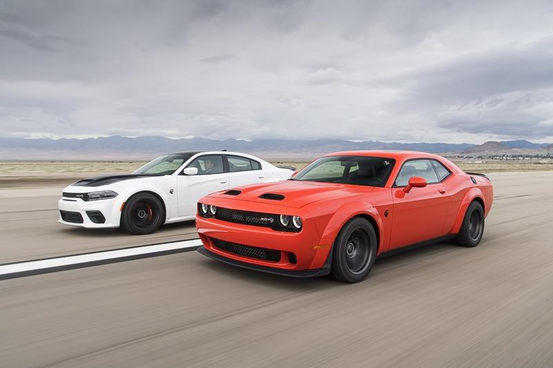 Future Dodge SRT Hellcat Models Will Be Electrified - image 917485