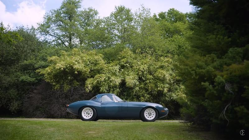 The Eagle E-Type Is Considered One of the World's Most Beautiful Cars - This is How It's Built - image 921201