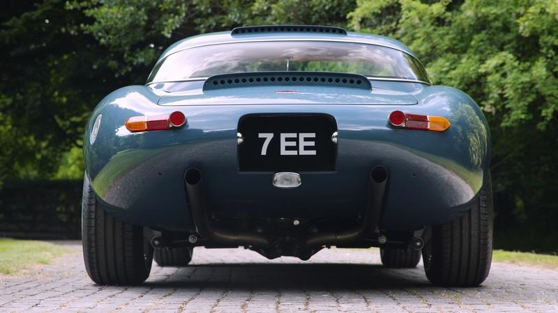 The Eagle E-Type Is Considered One of the World's Most Beautiful Cars - This is How It's Built