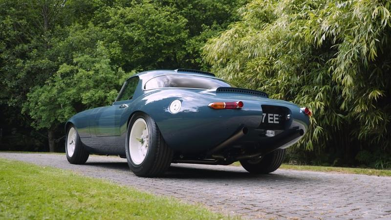 The Eagle E-Type Is Considered One of the World's Most Beautiful Cars - This is How It's Built - image 921205