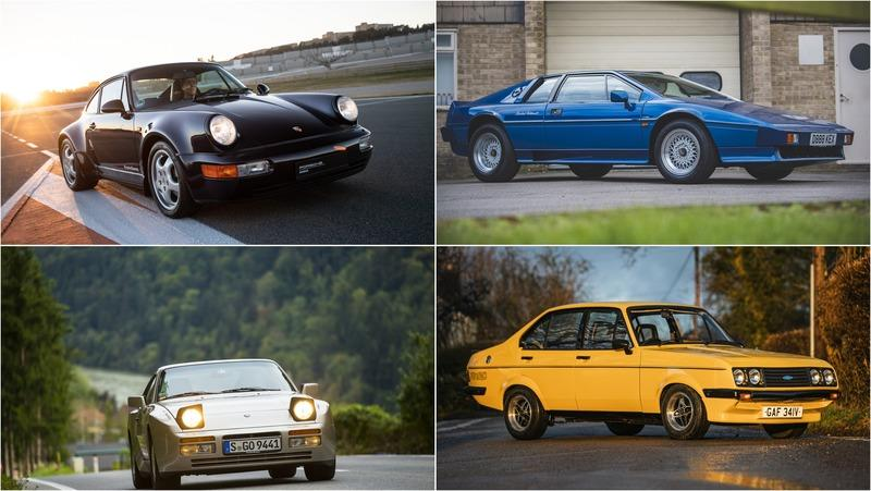 The Fastest Cars of the 1980s That You've Forgotten About