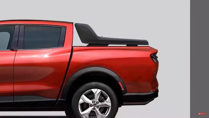 The Mustang Mach-E Pickup Is The Truck That Ford Should Build