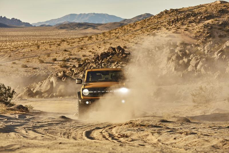 2021 Ford Bronco Exterior Wallpaper quality High Resolution - image 919915
