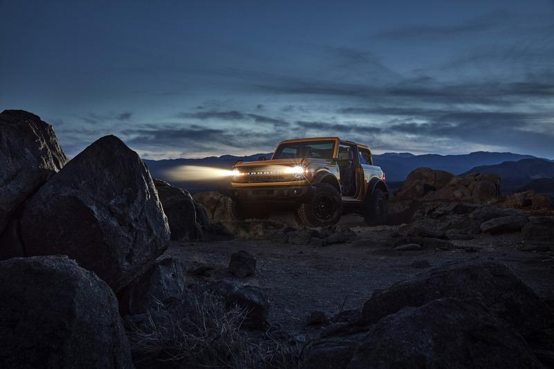 Here Are all the 2021 Ford Bronco Wallpapers You Could Ever Want Exterior Wallpaper quality High Resolution - image 919916