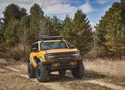 2021 Ford Bronco Sasquatch Package - Making Even the Base Bronco an Extreme Off-Roader - image 919918