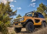 2021 Ford Bronco Sasquatch Package - Making Even the Base Bronco an Extreme Off-Roader - image 919919
