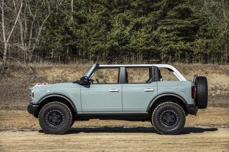 2021 Ford Bronco Exterior High Resolution - image 919928