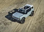 Ford Didn't Even Bother To Check if the Coyote V-8 Would Fit in the 2021 Bronco - image 919931
