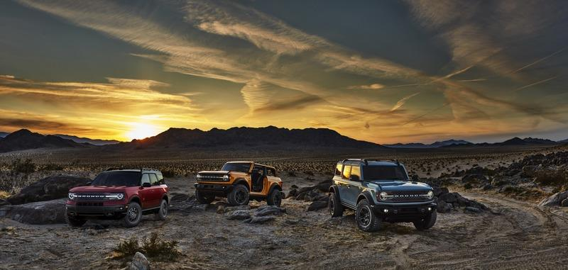 2021 Ford Bronco and Bronco Sport Reservation and Buyer's Guide