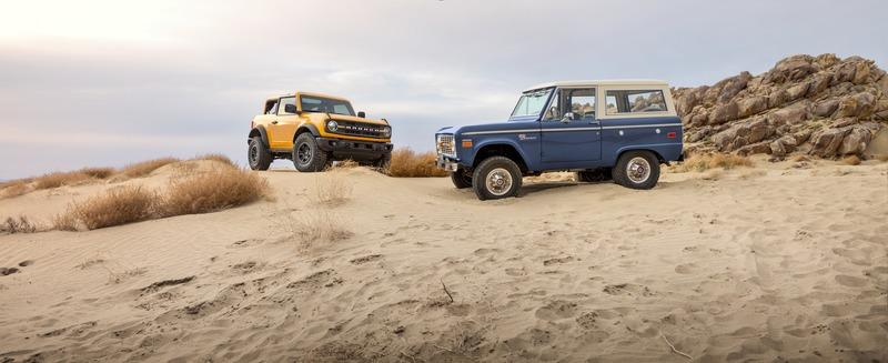 Here Are all the 2021 Ford Bronco Wallpapers You Could Ever Want Exterior Wallpaper quality High Resolution - image 919937