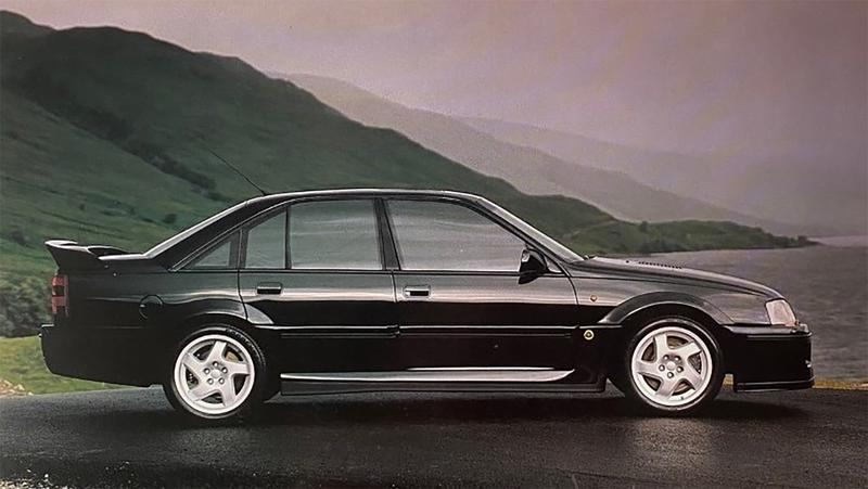 The Often Forgotten Lotus Carlton Was the Ultimate Sleeper Sedan
