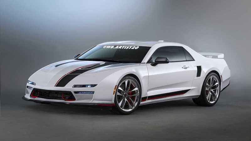 The Pontiac Fiero Needs to Make a Comeback, And This is What It Should Look Like!