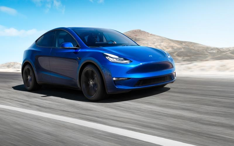 The Tesla Model Y With Track Mode Can Straighten Curves Like Nobody's Business