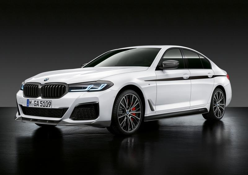 There Are Heaps of New M Performance Parts For Your 2020 BMW 5 Series Exterior - image 924992