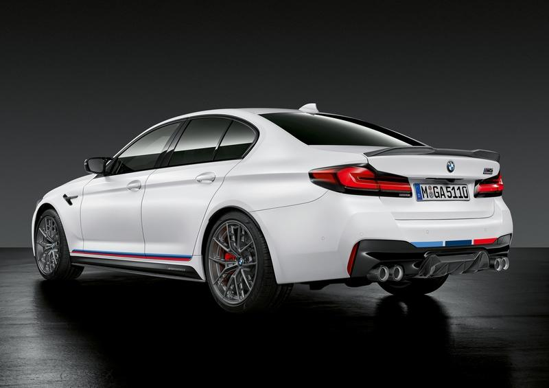 There Are Heaps of New M Performance Parts For Your 2020 BMW 5 Series Exterior - image 925027