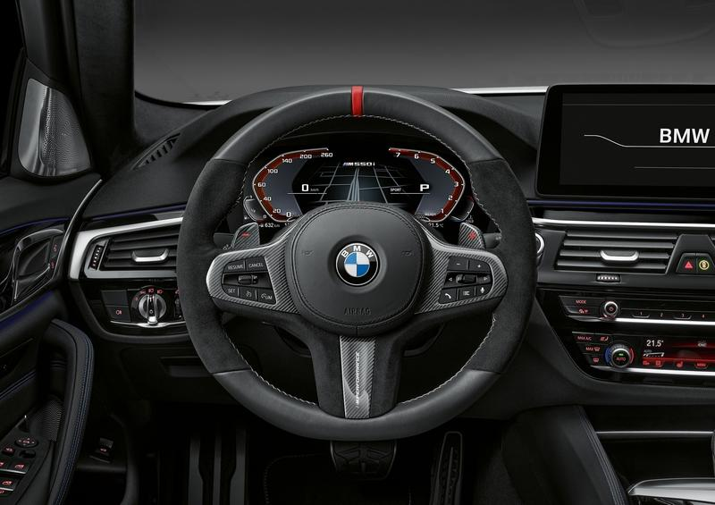 There Are Heaps of New M Performance Parts For Your 2020 BMW 5 Series Interior - image 924999