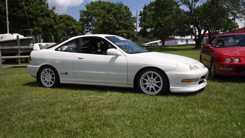This 1997 Acura Integra Type R Review Will Have You Willing to Pay $60,000 for One