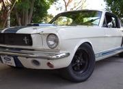 This Classic Shelby GT350 Is Loud and Fast - You Have to See It - image 925093