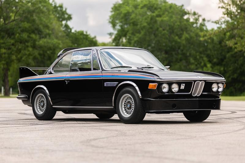 This Exquisite 1972 BMW 3.0 CSL Just Sold on BaT for $175,000