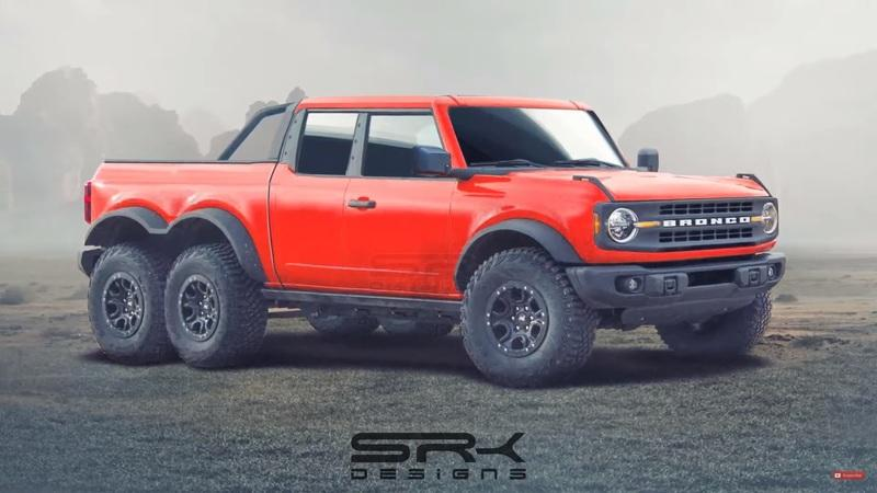 It's Almost Official - a Ford Bronco Pickup Is Coming, But The Question Is When