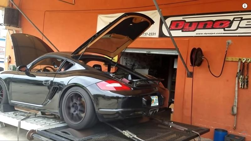 This Ford Coyote V-8 Swapped Porsche Cayman is the Midlife Crisis Car of Your Dreams - image 924722