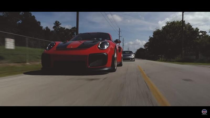 This is How the Porsche 997 GT2 RS Stacks Up Against the 991 GT2 RS