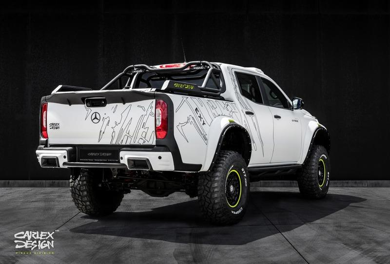 This Mercedes X-Class