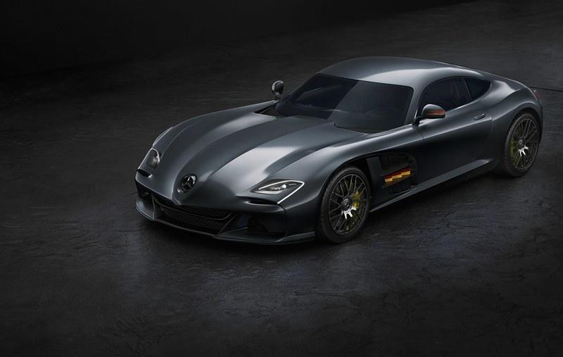This Mercedes SLR-AMG Concept Rendering Is What the Next-Gen AMG GT Should Be