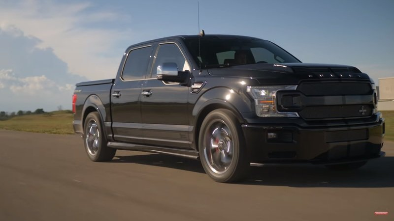 Throttle House Clearly Explains Why the 2020 Shelby F-150 Super Snake is the Truck Every Man Needs