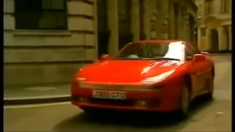 Throwback: Jeremy Clarkson's Old Top Gear Comparison of the 1993 Mazda RX-7, Mitsubishi 3000GT, and Jaguar XJS