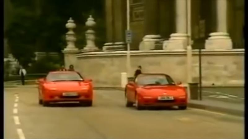 Throwback: Jeremy Clarkson's Old Top Gear Comparison of the 1993 Mazda RX-7, Mitsubishi 3000GT, and Jaguar XJS - image 924903