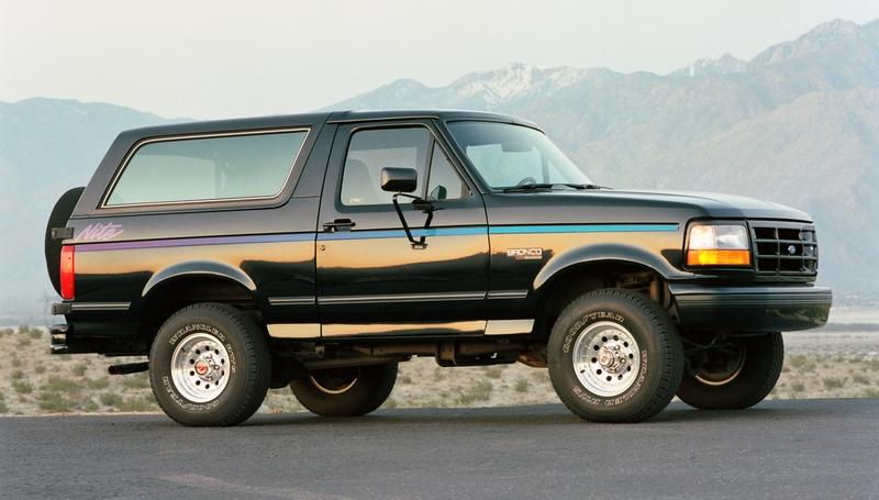 S.-based Tuner Unveils The Ford Bronco Midnite Edition - image 924416