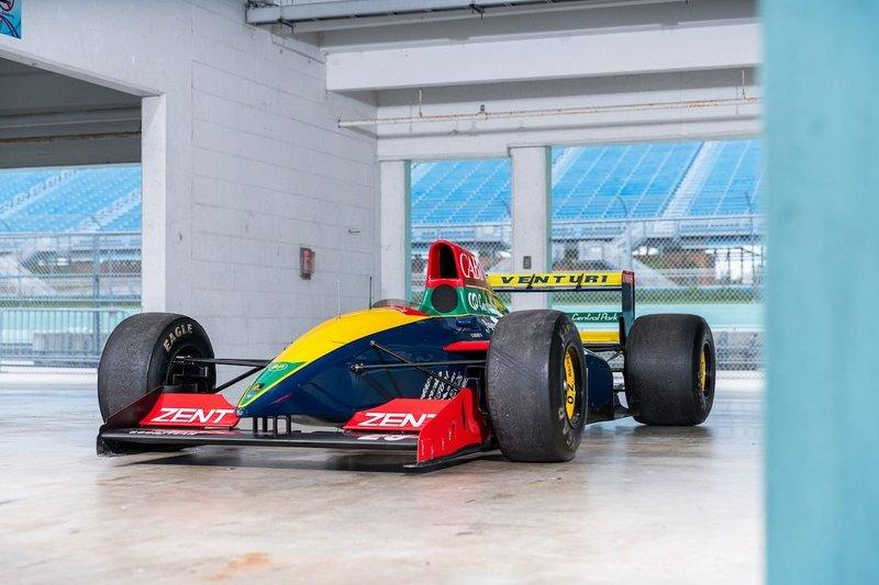 You Can Own A Lamborghini-powered Formula 1 Car
