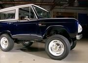 You Have to See This 1968 Ford Bronco With the Heart of the Shelby GT500 That Stopped by Jay Leno's Garage - image 920620