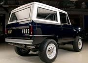 You Have to See This 1968 Ford Bronco With the Heart of the Shelby GT500 That Stopped by Jay Leno's Garage - image 920621