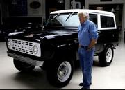 You Have to See This 1968 Ford Bronco With the Heart of the Shelby GT500 That Stopped by Jay Leno's Garage - image 920613