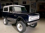 You Have to See This 1968 Ford Bronco With the Heart of the Shelby GT500 That Stopped by Jay Leno's Garage - image 920618