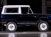 You Have to See This 1968 Ford Bronco With the Heart of the Shelby GT500 That Stopped by Jay Leno's Garage - image 920610