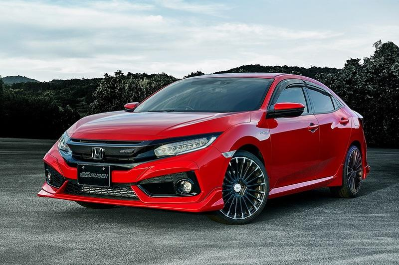 2020 Honda Civic Hatchback by Mugen