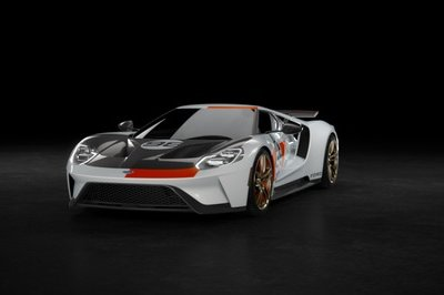 2021 Ford GT Heritage Edition