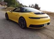 The 2021 Porsche 911 Targa 4S Is Obese Compared To the Original 911 - image 930567