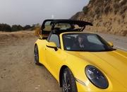 The 2021 Porsche 911 Targa 4S Is Obese Compared To the Original 911 - image 930569