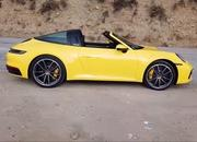 The 2021 Porsche 911 Targa 4S Is Obese Compared To the Original 911 - image 930564