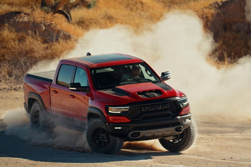 You Can't Buy a Ford Bronco In Europe, But You Will Be Able to Buy the Ram 1500 TRX