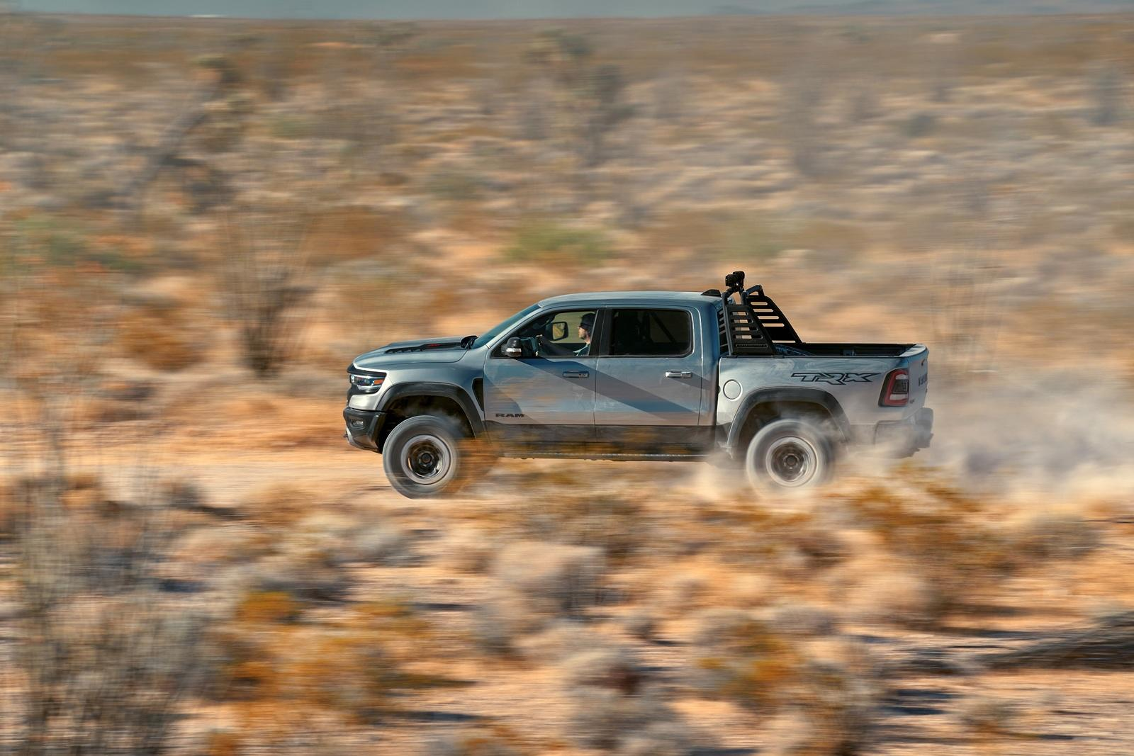 The 2021 Ram TRX Could Be The Most Expensive Half-Ton ...