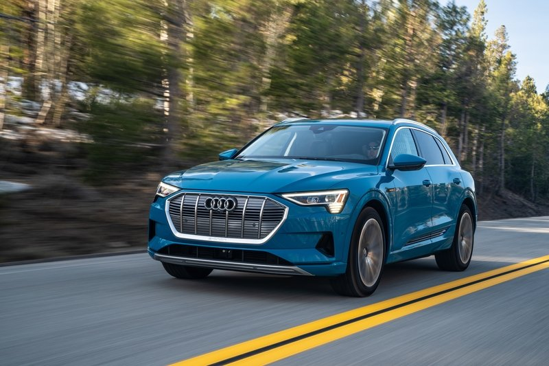 Audi E-Tron Models are Now Cheaper and the SUV Has More Range, But It's Still Not Good Enough