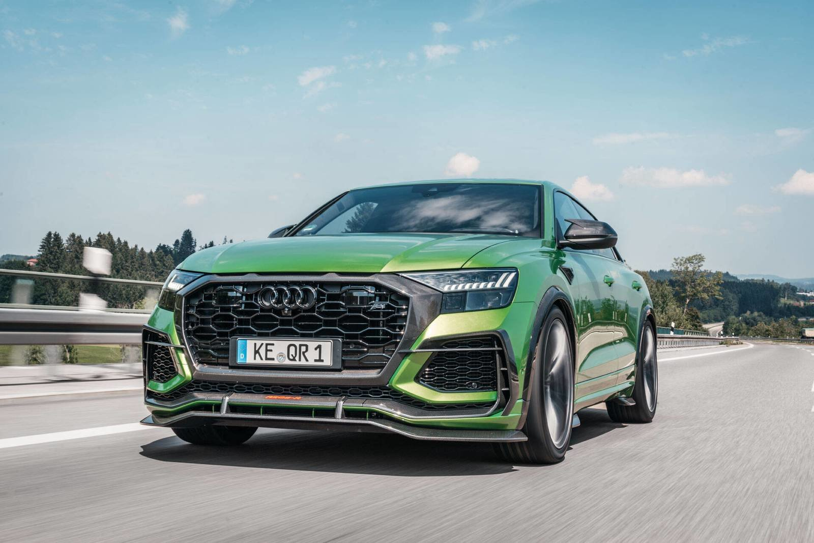 2020 Audi Rsq8 R By Abt