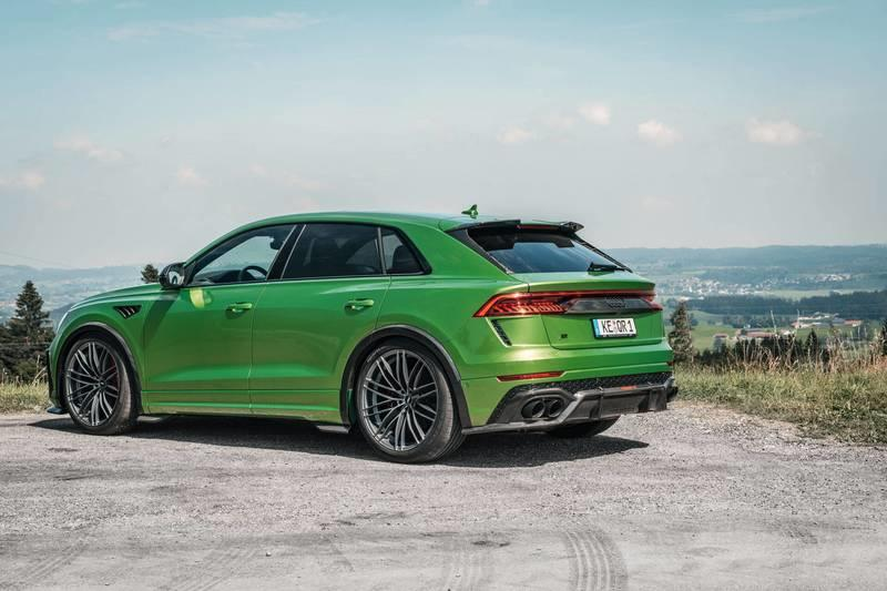 2020 Audi RSQ8-R By ABT